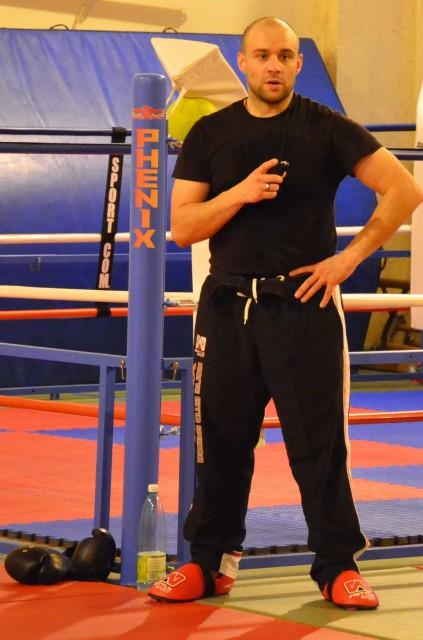 club boxe anglaise dijon