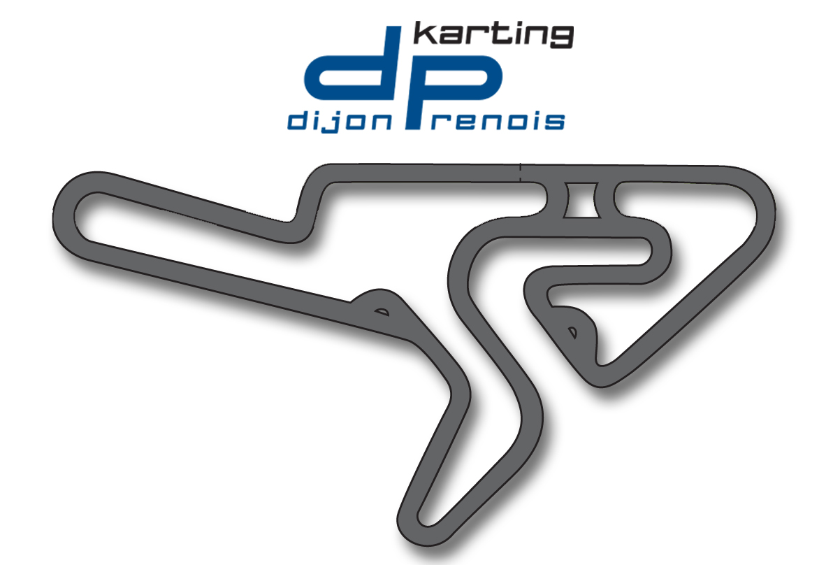 infos karting circuit dijon prenois dijon sport news. Black Bedroom Furniture Sets. Home Design Ideas