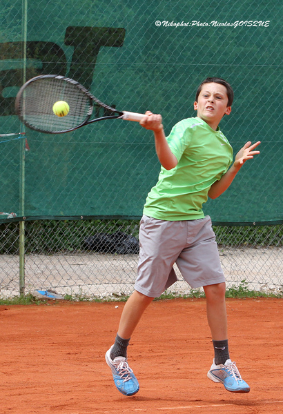 Tennis succ s du 21 me tournoi jeunes du dijon universit - Ligue de bourgogne de tennis de table ...