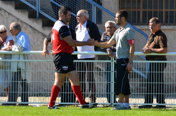 Rencontre rugby federale 2 - Fdrale 2 - poule 1 - Rugby Federal