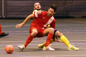 Les deux buts de Théo Zuddas n'auront pas suffi (Nicolas GOISQUE/ www.focale.info)