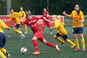 Laura Boullot aura marqué 2 buts précieux (Nicolas GOISQUE/www.focale.info)