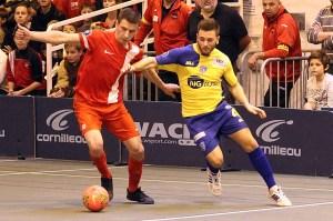 Jérémy Mouillon a encore marqué 2 buts (Nicolas GOISQUE/www. Focale.info)