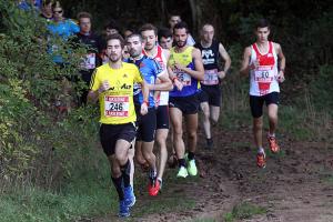 Vincent Mangalaers Pivot emmène le 10 km (Nicolas GOISQUE/www.Focale.info)