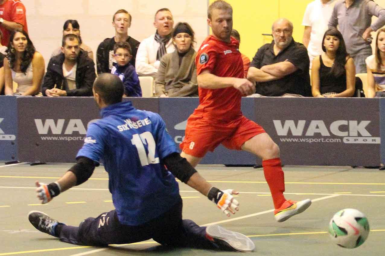 Futsal cl nay puni au kremlin bic tre sport dijon - Kremlin bicetre tennis de table ...