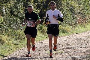 Buys et Paris termineront ensemble le 23 km (Nicolas GOISQUE/www.Focale.info)