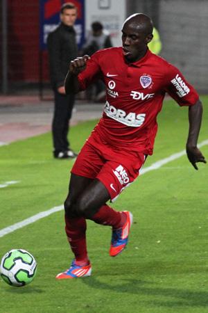 Julio Tavares a inscrit contre Clermont son premier but de la saison.