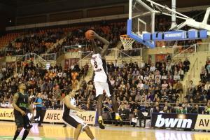 Dijon a assuré le spectacle en fin de match (Nicolas GOISQUE/www.Focale.info)