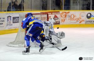 Martin Gascon auteur de deux assistances(©Guillaume Meurisse/Hockey Hebdo)