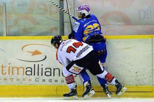 Les Amiénois ont mis les Dijonnais en échec (©Axel Schanen/Hockey Hebdo)