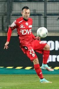 Romain Philippoteaux a inscrit son 7 ème but de la saison (Nicolas GOISQUE/archives)