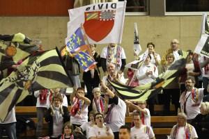 Les supporteurs dijonnais peuvent être content de la première partie de saison(Nicolas GOISQUE/www.Focale.info)