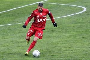 les coéquipiers du capitaine Cédric Varrault laissent échapper 2 points précieux en fin de match (Nicolas GOISQUE/archives)