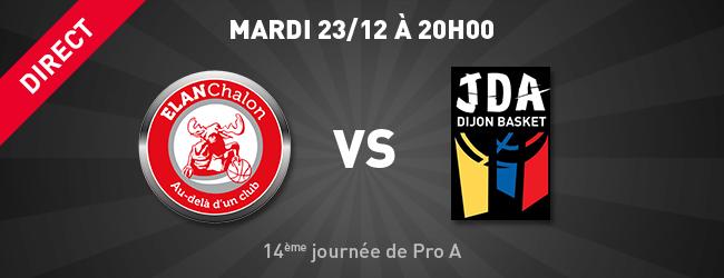 Chalon-sur-Saône - JDA en direct sur Dijon Sport News