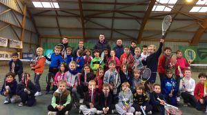 l'école de tennis (©DUC Tennis)