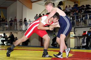 Valid Deschiyev a dominé en - 85kg (Nicolas GOISQUE/www.Focale.info)