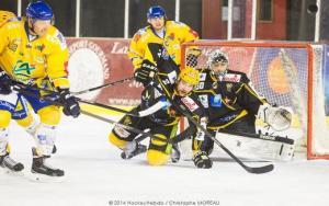 Une victoire qui fait du bien aux Dijonnais(©Christophe Moreau /Hockey Hebdo)