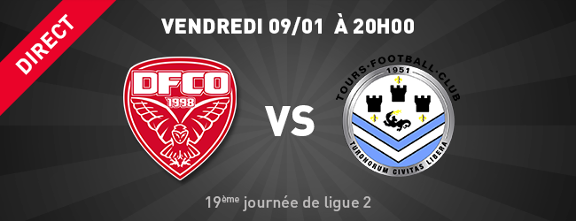 DFCO - Tours en direct sur Dijon Sport News