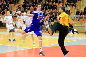 Marco Poletti et Dijon ont rèussi 20 premières minutes correctes avant de sombrer (©Eric Bontemps)