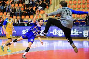 Miroslav Rac a donné de l'air en fin de première période (©Eric Bontemps)