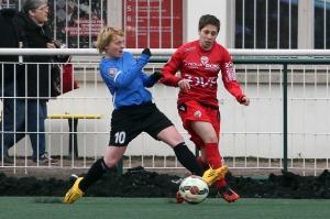 Lindsay Derré a inscrit deux buts sur corners (Nicolas GOISQUE/www.Focale.info)