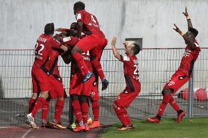 Il est temps de regoûter à la victoire pour Dijon (Nicolas GOISQUE/archives)