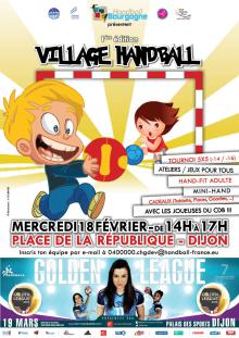 Handball le cdb et la ligue de bourgogne organisent le - Ligue de bourgogne de tennis de table ...