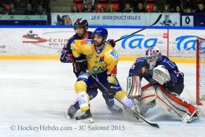 Dijon a fait doute Grenoble (© JC Salomé/Hockey Hebdo)