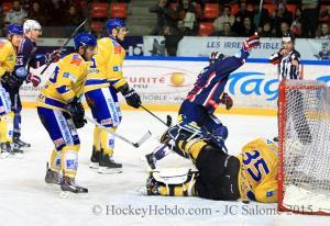 Dijon était bien revenu dans le match (©JC Salomé/Hockey Hebdo)