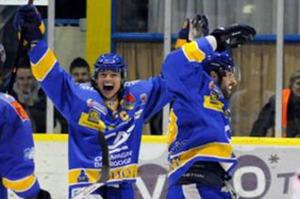 Les ducs ont scoré 95 fois cette saison (©Guillaume Meurisse/Hockey Hebdo)