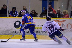 Salmivirta a offert les demi-finales aux siens (© Axel Schanen/Hockey Hebdo)
