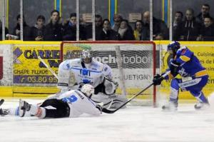 Gap s'est montré plus fort sur ce match (©Guillaume Meurisse/Hockey Hebdo)