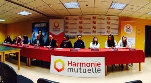 Le CDB en conférence de presse (©Yoann Olid/K6 FM)