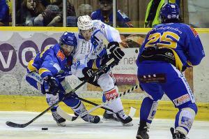 La défense Gapençaise était impressionnante   (©Axel Schanen/Hockey Hebdo)