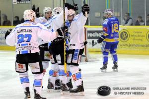 Gap a rapidement mené 2-0 (©Guillaume Meurisse /Hockey Hebdo)
