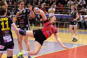 2loïse Dewez a débloqué son compteur but en LFH (Nicolas GOISQUE/www.Focale.info)