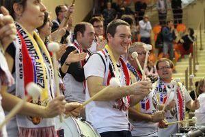 Les tambours du KopSud (Nicolas GOISQUE/archives)