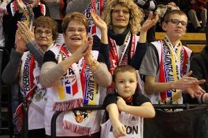 Supporteurs de toutes générations (Nicolas GOISQUE/archives)