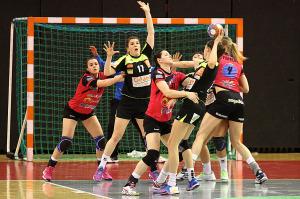 La défense Dijonnaise a bien commencé le match(Nicolas GOISQUE/www.Focale.info°