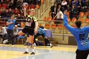Nîmes a claqué un cinglant 9-0 en début de deuxième période (Nicolas GOISQUE/www.Focale.info)
