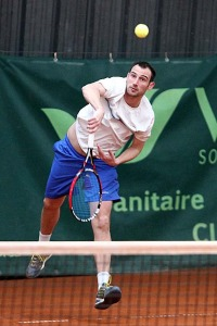 Alexandre Renard a été trahi par son service (Nicolas GOISQUE/www.Foclae.info)