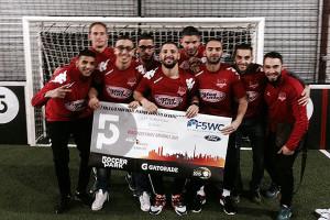 l'équipe 911 Soccer Team à Champigny (© 911ST)
