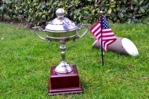 le trophée (©Golf de Quetigny)