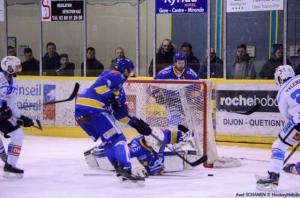 Dijon a été dominé de bout en bout (©Axel SCHANEN/Hockey Hebdo/archives)