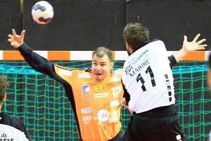 Stojinovic a encore réalisé un gros match (©Eric Bontemps)