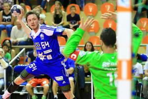 Dijon a sans doute perdu Rac pour la fin de saison (©Eric Bontemps)