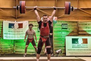 Denis Joukov est particulièrement en forme (HMDB 21)