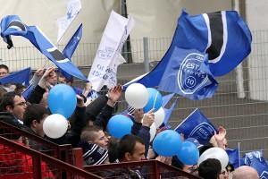 Ce sont les troyens qui chantaient à le fin du match(Nicolas GOISQUE/www.Focale.info)