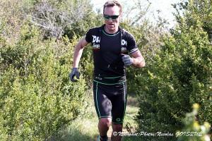 Les futurs vainqueurs du Défi ont pris les opérations en main dès le trail (Nicolas GOISQUE/www.Focale.info)