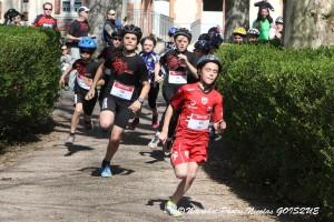 Les plus jeunes peuvent participer aux défi Kids (Nicolas GOISQUE/www.Focale.info)